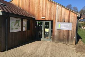 expansion plans for visitor centre and cafe in yeovil country park given green light