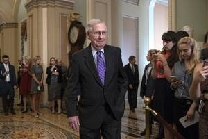 McConnell Says Senate Will Vote On 'Green New Deal'