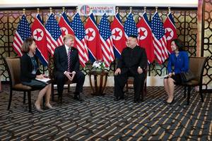A snub and a last minute Hail Mary. Trump's tough lesson in North Korean diplomacy