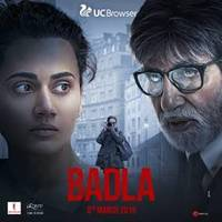 uc browser ties up with red chillies entertainment to promote amitabh bachchan and taapsee pannu's badla