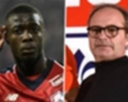 lille owner slaps '€50m to €80m' price on nicolas pepe & denies luis campos is going to chelsea