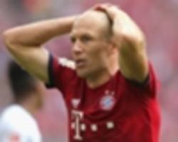 robben ruled out for bayern but coman could figure against liverpool