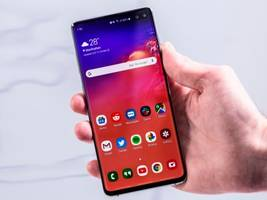 samsung's new galaxy s10 is almost a master class in how to make a superb, premium smartphone