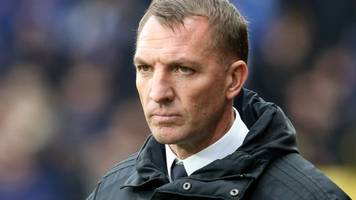 brendan rodgers: leicester boss says burglary at glasgow home was 'horrendous'