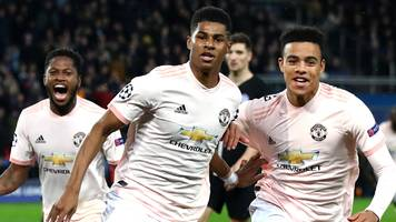 champions league: 'this is what we do', says man utd boss ole gunnar solskjaer after win