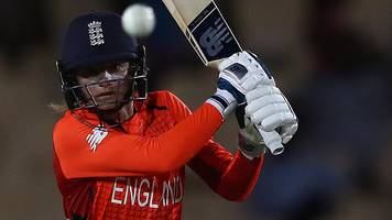 india v england: tourists win second t20 to seal series