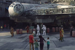 disney's star wars: galaxy's edge theme parks will open earlier than expected