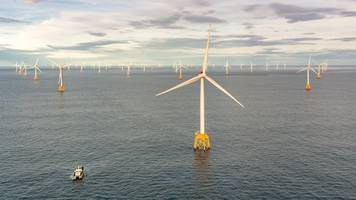 sixty-six turbines installed at moray firth beatrice site