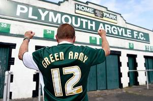plymouth argyle: tickets, parking, mascots, chants and trivia