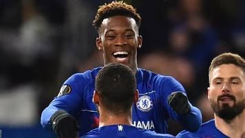 'dangerous to put too much pressure on hudson-odoi'