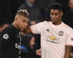 rashford is special and man utd forward can be as good as mbappe – neville