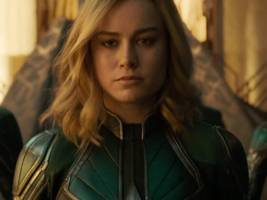 'Captain Marvel' is the latest movie to be attacked by online trolls, but it probably won't hurt its box-office opening