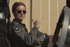Air Force's Use of 'Captain Marvel' to Recruit Women Ignores a Grim Record on Sexual Assault