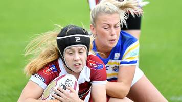 champions wigan face st helens in women's super league opener