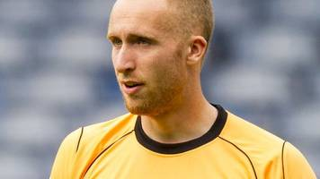 'i think he has a girlfriend out there' - hurst walks out on st johnstone for america