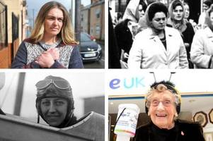 international women's day 2019: 19 of hull and east yorkshire's most inspirational daughters