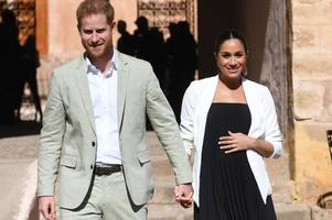 meghan markle promoted to huge new role by husband prince harry on international women's day