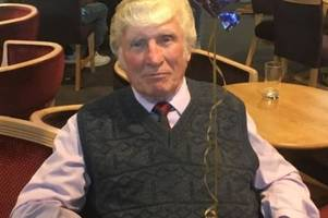 death of hornchurch pensioner found collapsed with back and facial injuries treated as unexplained