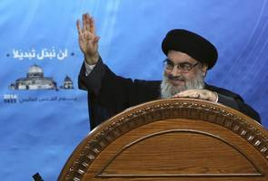 hezbollah leader seeks donations as sanctions take toll