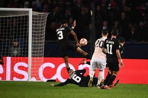 manchester united's controversial penalty award against paris saint germain explained by uefa