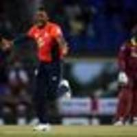 cricket: west indies routed for 45 against england in twenty20 clash