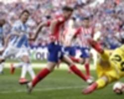 atletico madrid 1 leganes 0: rojiblancos keep pressure on barca