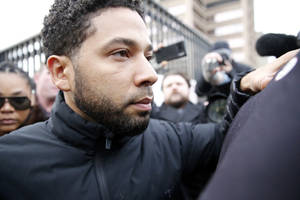 Jussie Smollett's Lawyer Mark Geragos Reacts to Grand Jury Indictment: 'I Expected It' (Video)