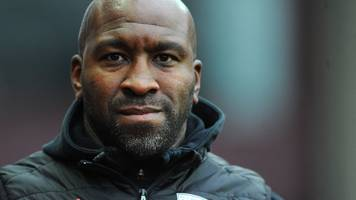 darren moore: west bromwich albion sack head coach after ipswich town draw