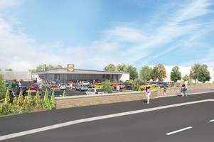 new lidl at former beechdale baths site could be given green light this month