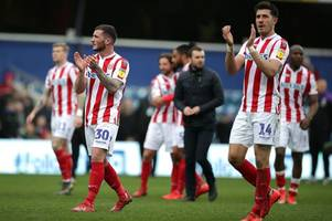 stoke city player ratings: our verdict on sam clucas and co after qpr draw