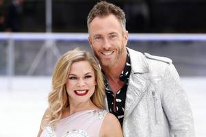 dancing on ice star james jordan's radical transformation - and how ola reacted