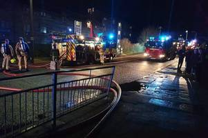 Southend Fire: Passerby saves resident as fire crews battle late night blaze in Shoeburyness