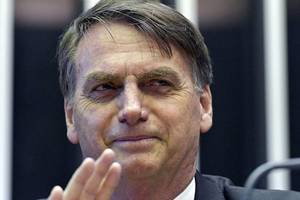 long awaited trump-bolsonaro meeting to commence this month