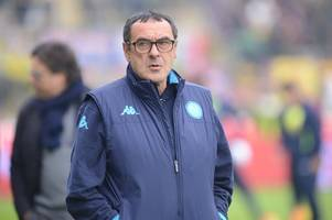 sarri warns chelsea players not to let improved form slip