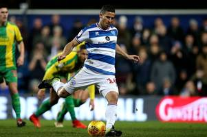 qpr's confirmed team to face stoke city: steve mcclaren makes two changes for loftus road clash