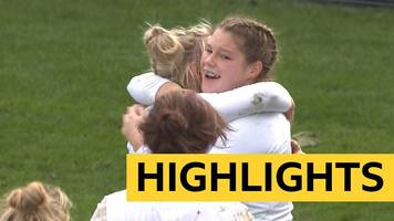 women's six nations: england beat italy 55-0 to all but reclaim title