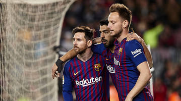 Lionel Messi Records Goal and Assist as Barcelona Prepares for Champions League Game vs Lyon