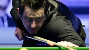 ronnie o'sullivan reaches 1,000 career centuries and wins players championship