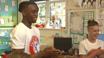 how crystal palace are helping local children with palace for life foundation