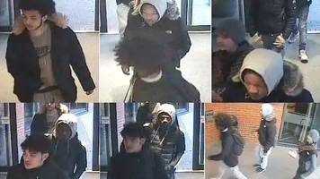 high wycombe sex assault: young men sought after attack
