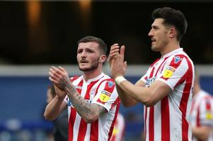 danny batth on the importance of building trust between stoke city players and fans - and that 'shot' that almost set up a winner