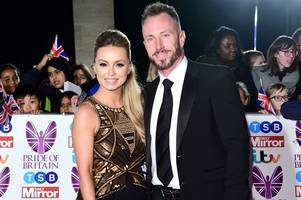 james jordan's wife ola makes shocking confession about her husband's dancing on ice transformation