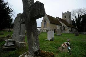 the churchyard rules that are devastating grieving cambridgeshire families