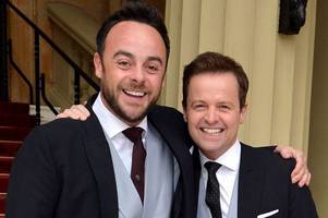 ant mcpartlin 'splits' from neighbour dec donnelly in move to new £5.5m mansion