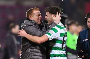 celtic star kieran tierney on the reason he used to be 'dead nervous' around neil lennon