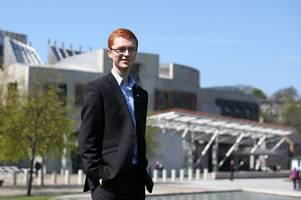 churchill row green msp ross greer on 'snowflake' tv face off with piers morgan