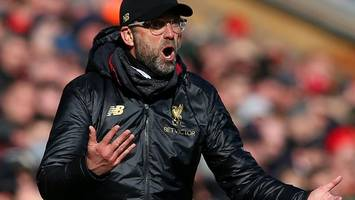 'nobody gets rid of us' - klopp on title race as liverpool continue their joint-best season