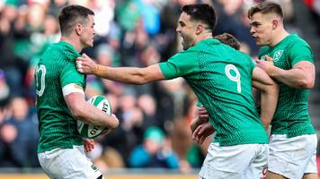 six nations: ireland beat france 26-14 to retain title hopes