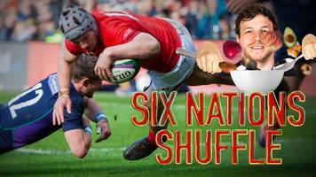 six nations shuffle: doctor down, a big breakfast & title hopes alive