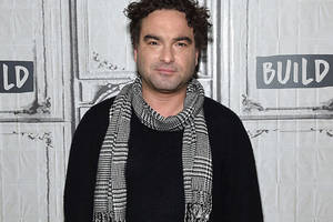 'big bang theory' star johnny galecki reacts after finale date is announced: 'very surreal'